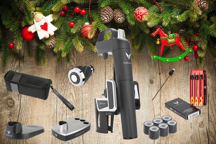 new year coravin